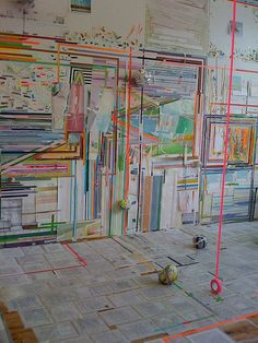 Franklin Evans open studio