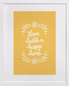 Love Builds