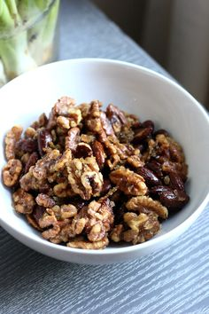 quick sweet and spicy candied nuts - #recipes #food #foodporn #yum #instafood #dinner #lunch #breakfast #fresh #tasty #food #delish #delicious #1nstagramtags #yummy #amazing #instagood #photooftheday #sweet #eating #foodpic #foodpics #eat #hot #foods #hungry #foodgasm