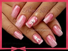 Breast Cancer Awareness - Nail Art Gallery by NAILS Magazine