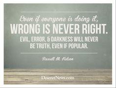 Elder Nelson #ldsconf #quotes