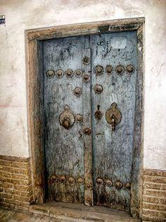 The Doors of Yazd