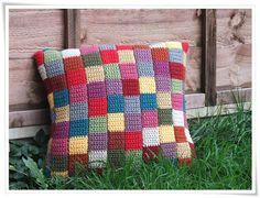 Crochet patchwork
