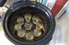 Homemade Holidays: Crock Pot Candles