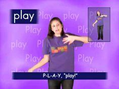 Kindergarten Sight Word - Play song