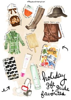 Holiday Gift Guide + Favorites - offbeat + inspired