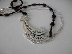 Wish Upon A Star Necklace Free Shipping and Photons