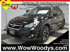 2014 Subaru Corsstre