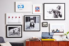 Art for the Budding Collector: Wake Up the Walls