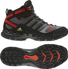 Adidas Outdoor AX 1 MID GTX Hiking Shoe - Men's http://www.amazon.com/Adidas-Outdoor-MID-Hiking-Shoe/dp/B005HJ4QVI/