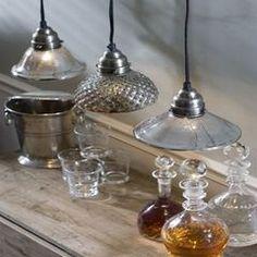 pendant lighting by greige/Fluegge Interior Design, Inc.