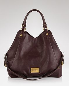 MARC BY MARC JACOBS Tote - Classic Q Francesca Large | Bloomingdale's