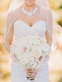 This bouquet screams romance: http://www.stylemepretty.com/2014/09/22/autumn-atlanta-estate-wedding/ | Photography: Amy Arrington - http://amyarrington.com/