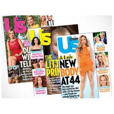 US Weekly Subscription : $19.99 (reg. $67.08)