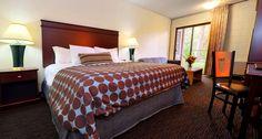 Shilo Inns Boise Riverside King Suite