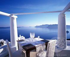 Cyclades archipelago Santorini Island Katikies luxury hotel