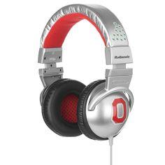 Block O- Ohio State Skullcandy Headphones! MUST HAVE THEM #UltimateTailgate #Fanatics