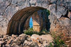 http://turkey.mycityportal.net - Ancient City of Tlos - Lycian Turkey