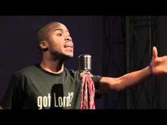 "POWERFUL!!!   Chris Webb at P4CM Lyricist Lounge 4 - ""The Gate"""