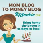 This eClass is a must if you're wanting to make money blogging.   Mom Blog to Money Blog