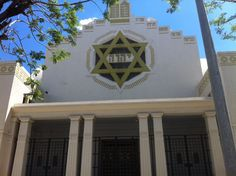 Only a minority of the community, some 500 Jews, live in the capital. The Grand Synagogue in the area of Lafayette in central Tunis was built in the 1930s. The art deco structure is just down theAvenue de Libertefrom a prominent Salafi mosque.
