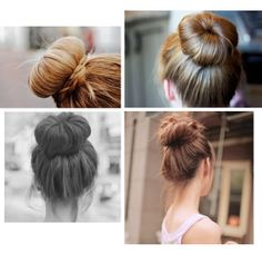 {style inspiration | hair how-to : the ballerina bun} by {this is glamorous}, via Flickr