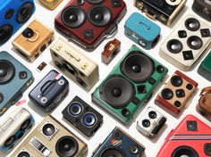 Jim Golden photographs - speaker collections