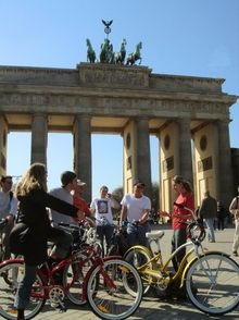 Fat Tire Bike Tours [Berlin next summer means we've done all the European tours!]