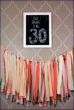 The Lovely Cupboard: 30th Birthday Brunch