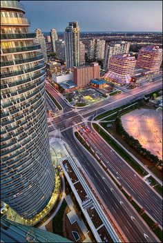Absolute World #Mississauga canada