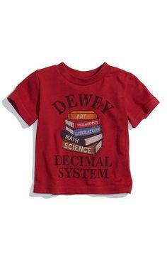 Peek 'Dewey Decimal' T-Shirt