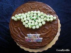 cute idea! star wars cakes
