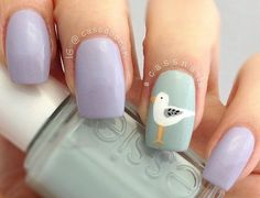 Seagull Nails