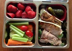 #paleo and #primal #lunchbox ideas for kids