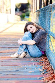 Senior Portraits Girl