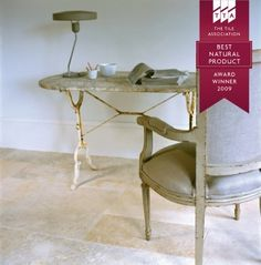 Jerusalem Ramon Brushed Limestone from Mandarin Stone: A muted wash of creams and greys with hints of gold. An award winning product; works effortlessly with any interior. http://www.mandarinstone.com/products/limestone/jerusalem_ramon_brushed