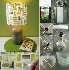 Hogyan készítsünk Újrahasznosított Borosüveg lámpa - DIY & Crafts - Handimania