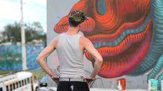 Jason Botkin (KIN) in Miami by LNDMRK. Music : Goooo - TNGHT (Warp records)