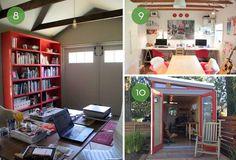 10 Inspiring Shed And Garage Workspaces