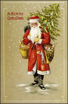 The Pictorial Arts: Visions of Santa