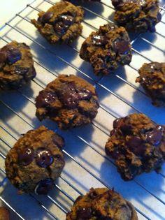 Pumpkin cookies (gluten free)