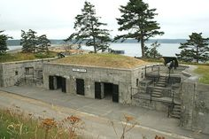 Fort Casey love this place