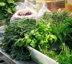 How To: Store and Freeze Fresh Herbs | The Comfort of Cooking