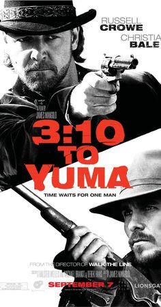 3:10 to Yuma (2007) christian bale