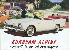 They made cars big in the 1950s