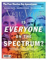 New York Magazine Article on Asperger's Syndrome