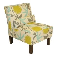 Chairs - love the fabric x