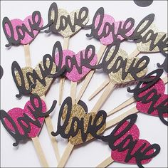 #CupcakeToppers, #Gl