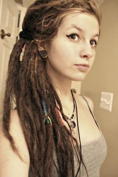 best white girl dreads - Google Search