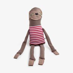 Finkelstein's Center Plush Sloth Friend for Poketo
